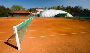 Tenisové centrum J.Hradec